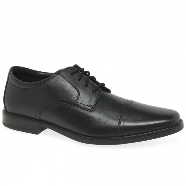 Clarks Howard Cap Mens Formal Lace Up Shoes