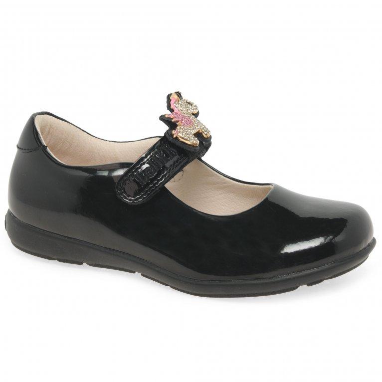 Lelli Kelly Bliss Unicorn Girls School Shoes