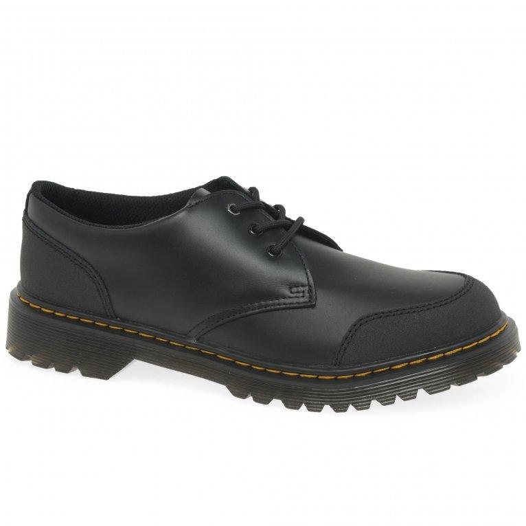 Dr. Martens 1460 Overlay Boys Senior School Shoes