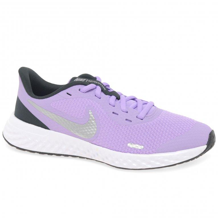 Nike Revolution 5 Girls Senior Sports Trainers
