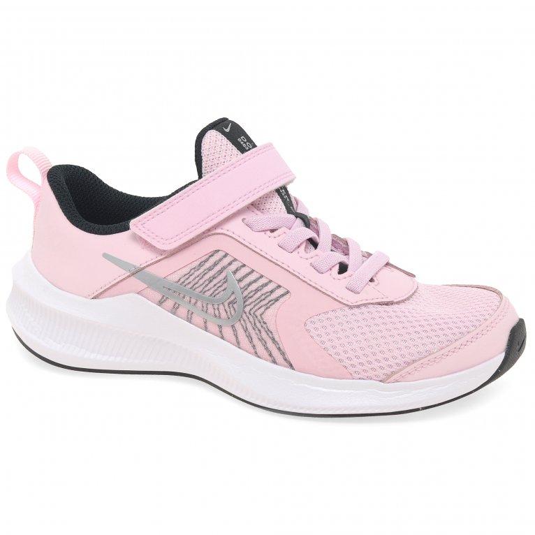 Nike Downshifter II Girls Youth Sports Trainers