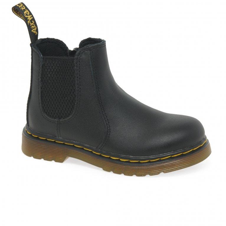 Dr. Martens Banzai Boys Infant Chelsea Boots