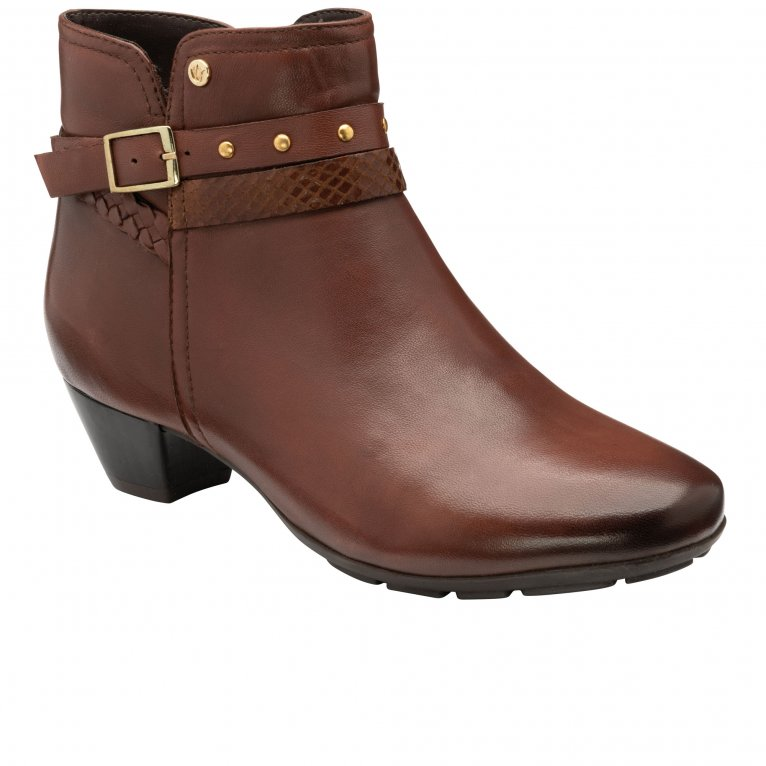 Lotus Danielle Womens Ankle Boots
