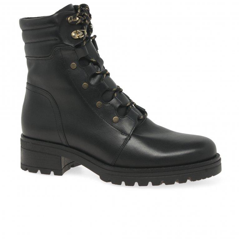 Gabor Safe Womens Biker Boots