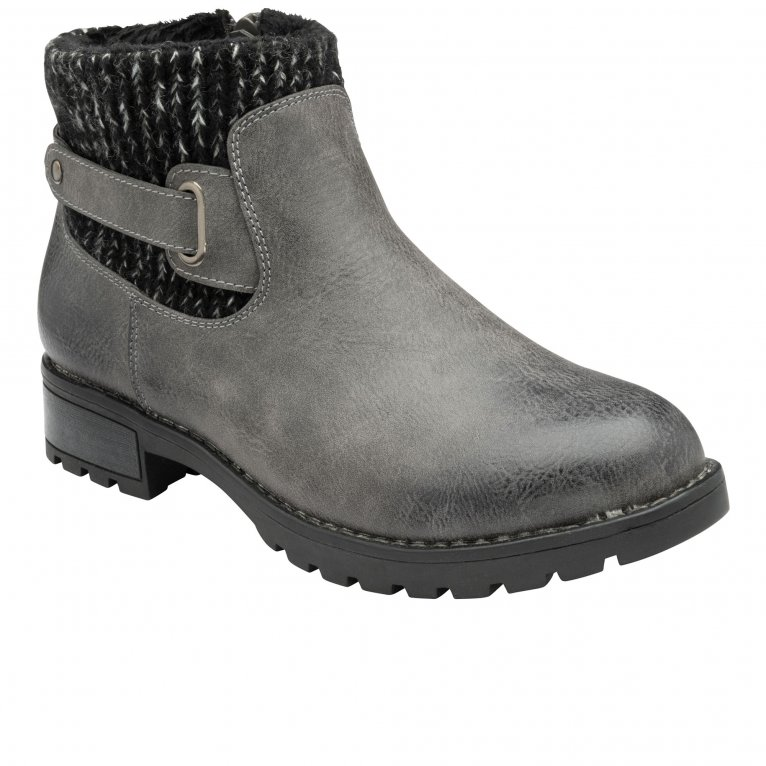 Lotus Fearne Womens Ankle Boots