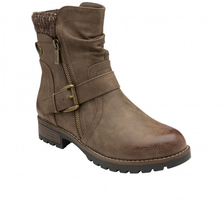 Lotus Jemma Womens Ankle Boots