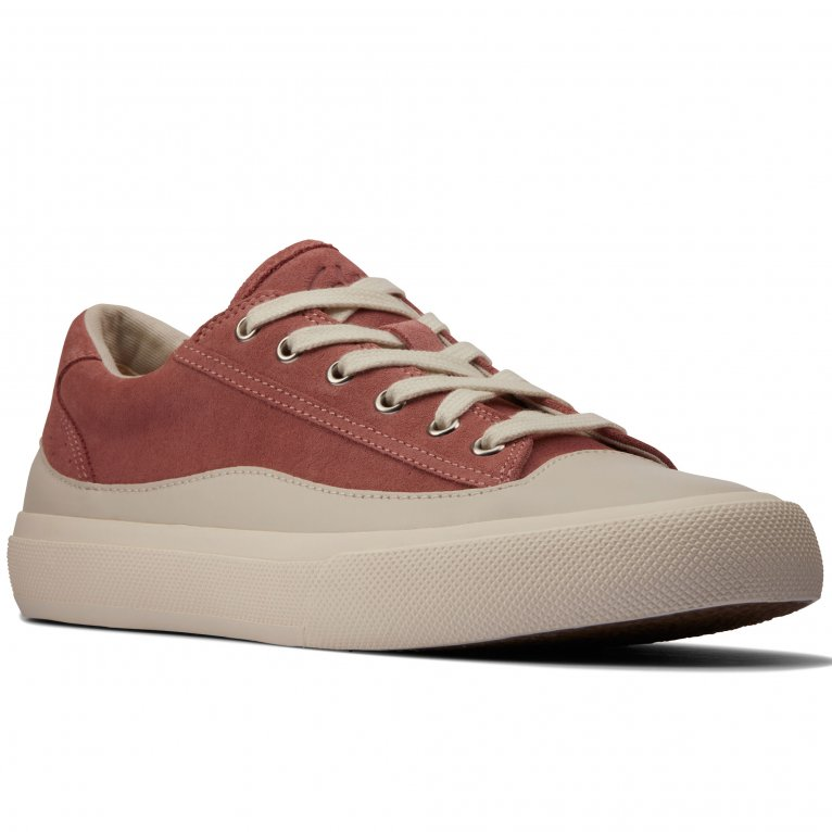 Clarks Aceley Lace Womens Casual Trainers