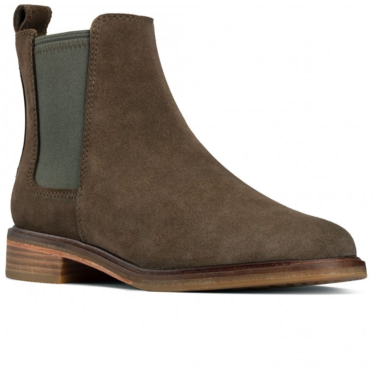 Clarks Clarkdale Arlo Womens Ankle Boots