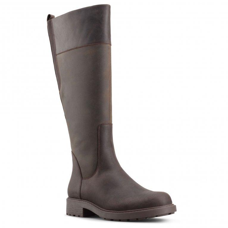 Clarks Orinoco2 Hi Warmlined Womens Knee High Boots