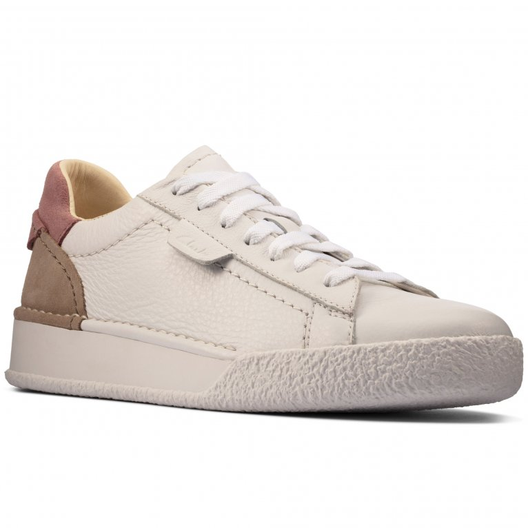 Clarks Craft Cup Lace Womens Trainers