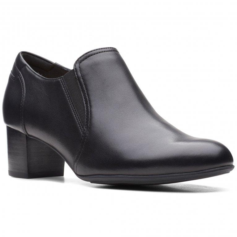 Clarks Linnae Way Womens High Cut Court Shoes