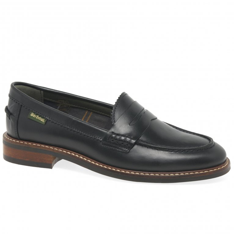 Barbour Blenheim Womens Penny Loafers