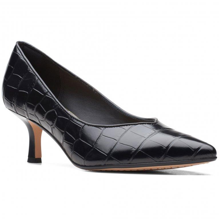 Clarks Violet55 Court Womens Shoes