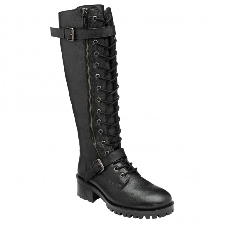 Lotus Mercy Womens Knee High Boots