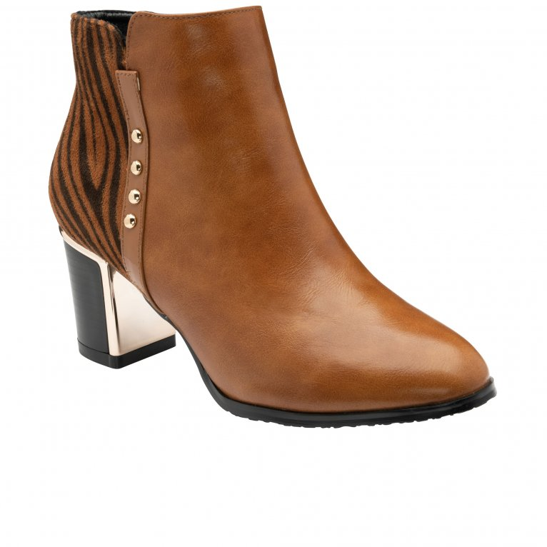 Lotus Rebel Womens Ankle Boots