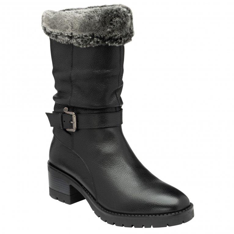 Lotus Sarah Womens Calf Boots