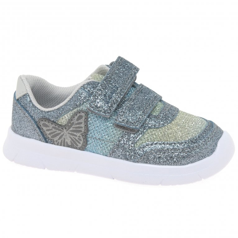 Clarks Ath Wing T Girls Infant Sports Trainers