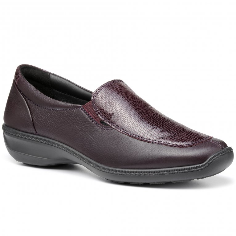 Hotter Calypso II Womens Casual Slip On Shoes
