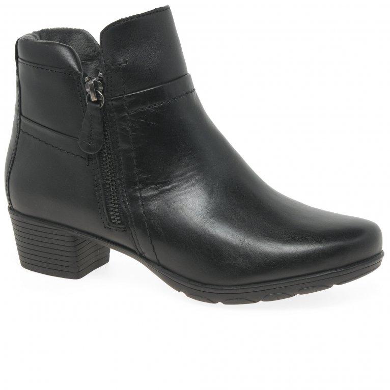 Soft Line (Jana) Heather Womens Ankle Boots