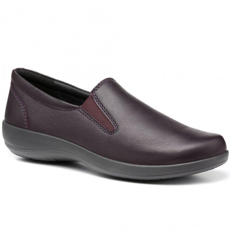 Hotter Glove II Womens Slip On Shoes