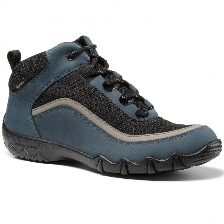 Hotter Ridge GTX Womens Extra Wide Fit Walking Boots