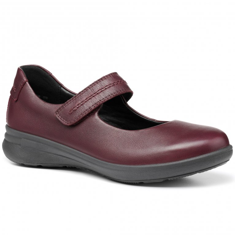 Hotter Barton Womens Mary Jane Shoes