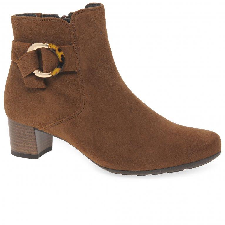 Gabor Hemp Womens Ankle Boots