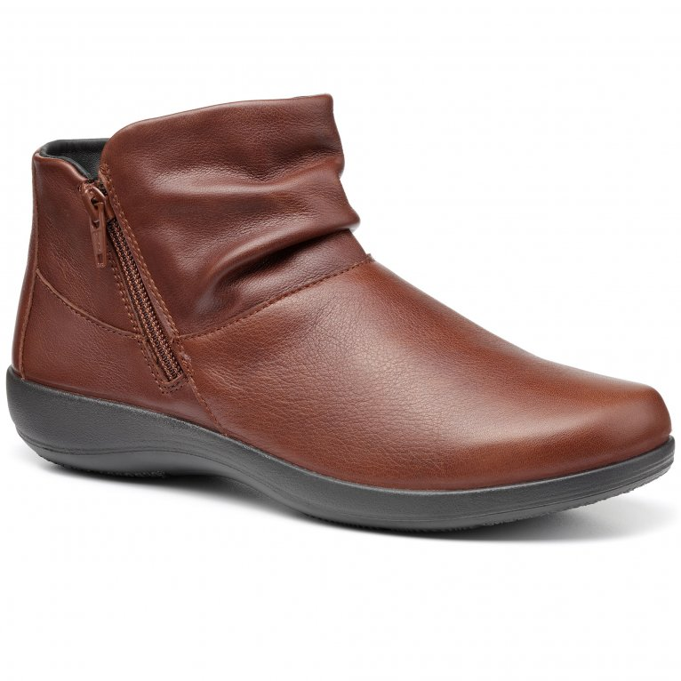 Hotter Murmur Womens Slim Fit Ankle Boots