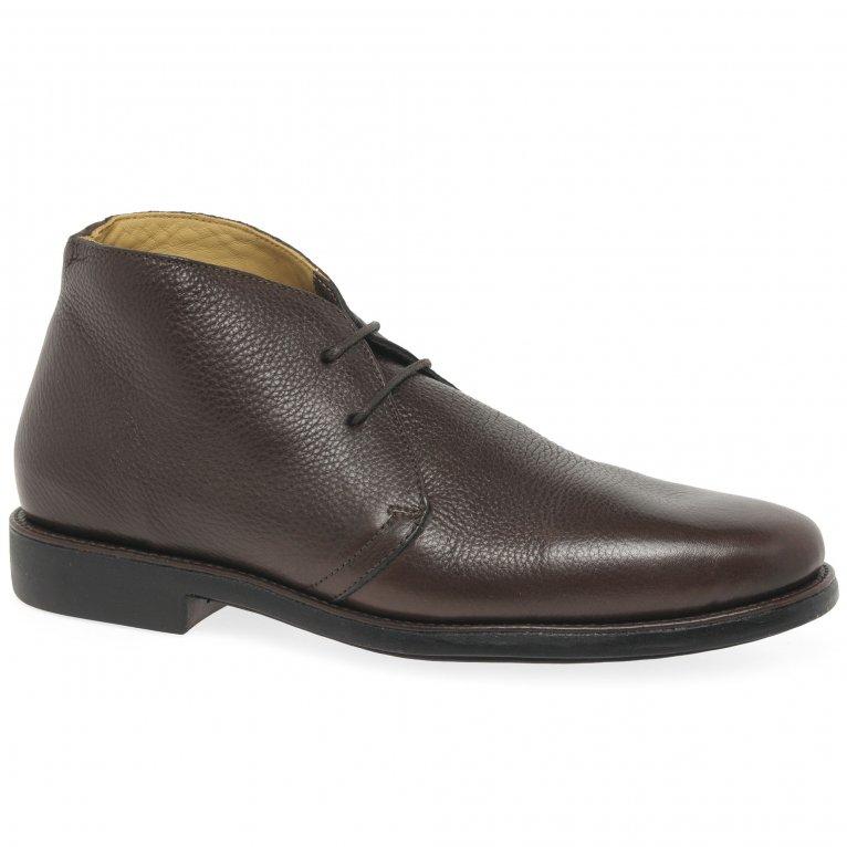 Anatomic & Co Londrina Mens Formal Leather Chukka Boots