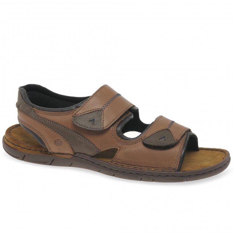 Josef Seibel Paul Mens Casual Leather Sandals