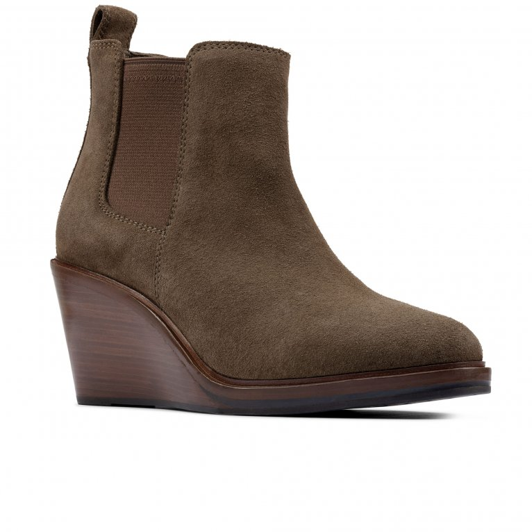 Clarks Clarkdale2 Top Womens Ankle Boots