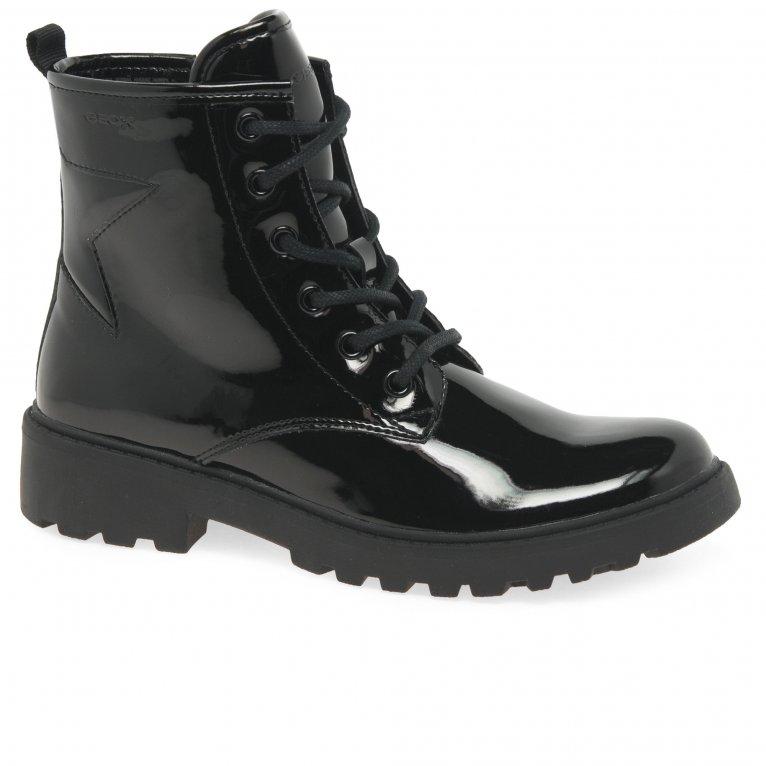 Geox Junior Casey Girls Boots