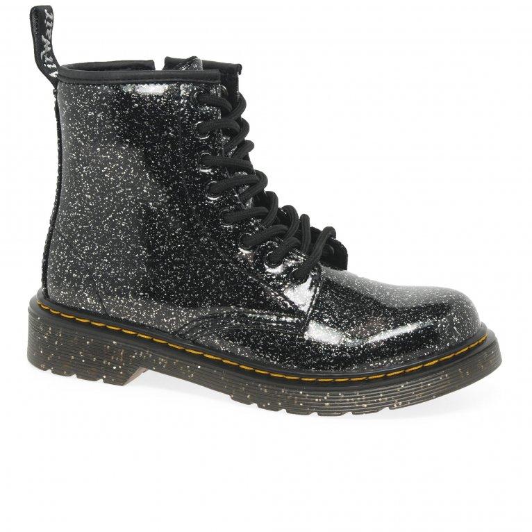 Dr. Martens 1460 Glitter Girls Junior Boots