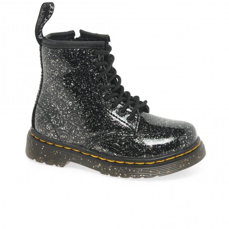 Dr. Martens 1460 Glitter Girls Toddler Boots