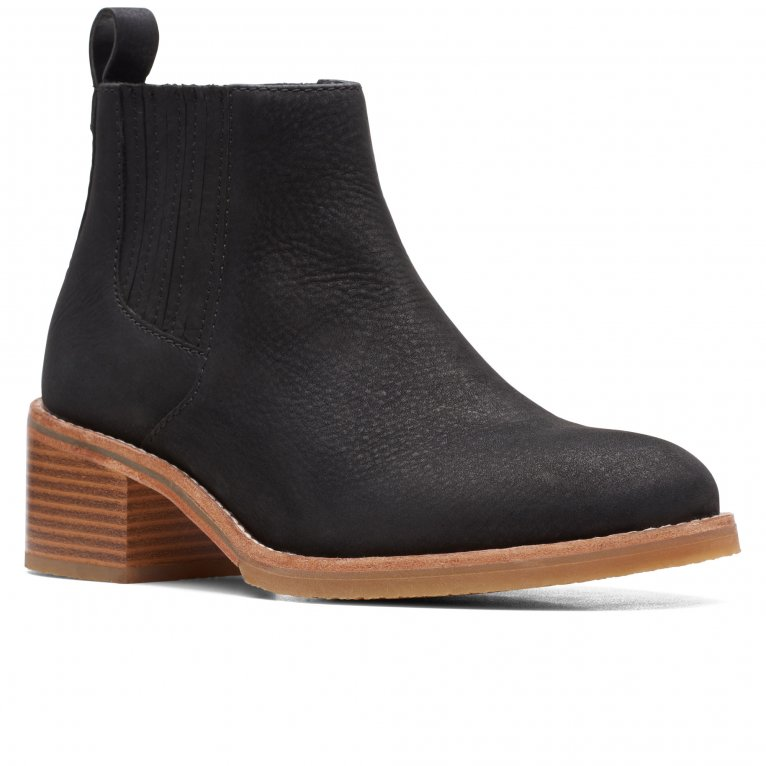 Clarks Cologne Top Womens Ankle Boots