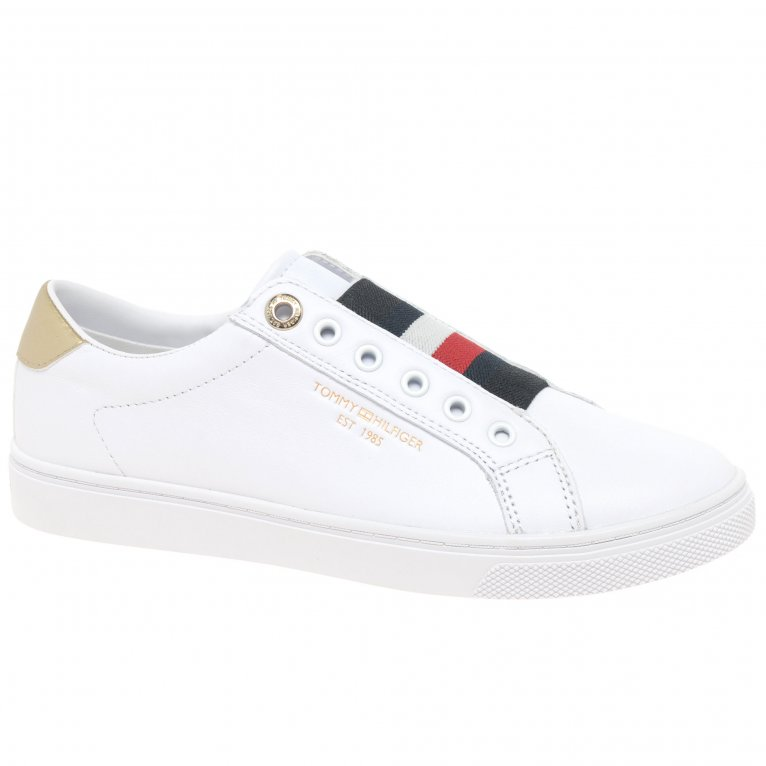Tommy Hilfiger Icon Slip On Womens Trainers