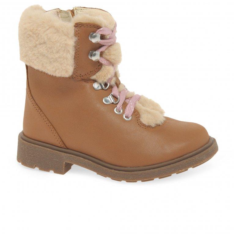 Clarks Astrol Hiker T Girls Infant Boots