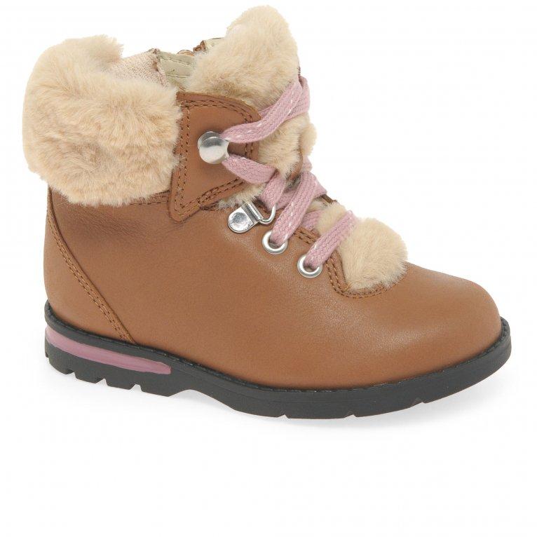 Clarks Dabi Hiker T Girls First Boots