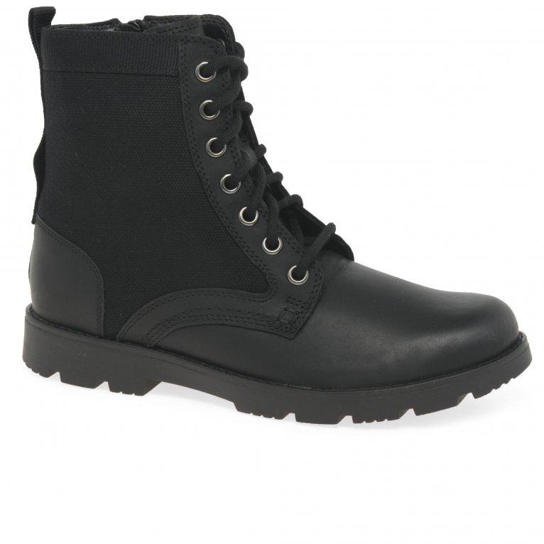 Clarks Heath Chard K Boys Senior Boots
