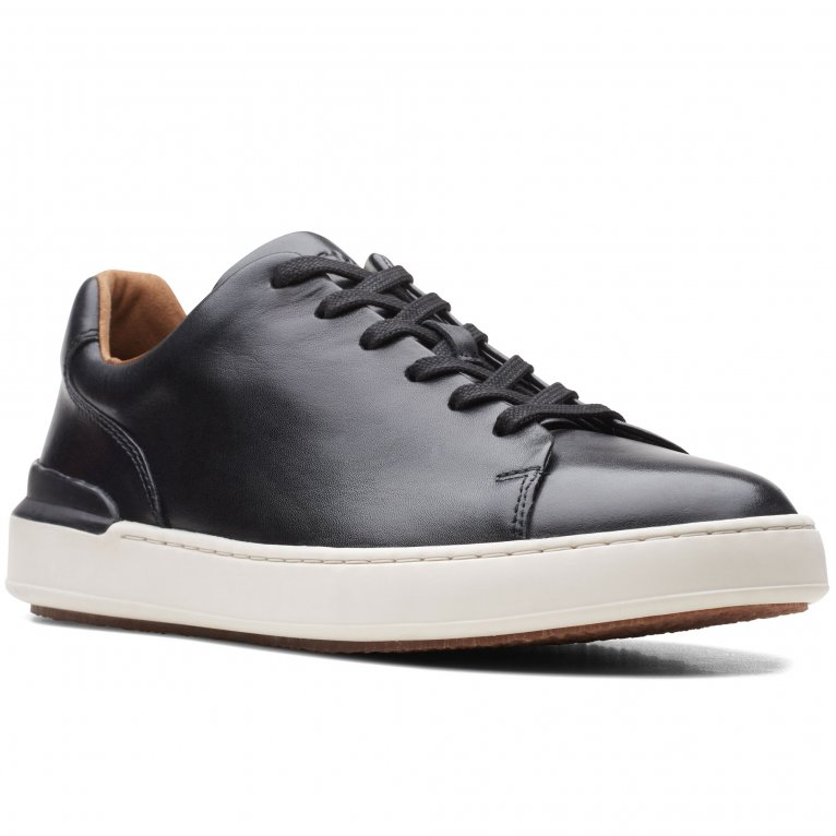 Clarks CourtLite Lace Mens Casual Trainers