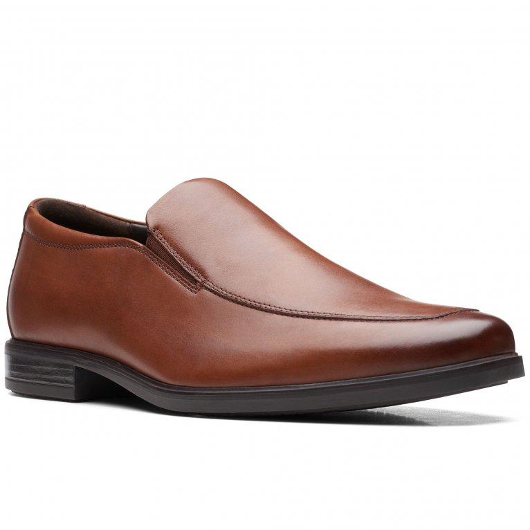 Clarks Howard Edge Mens Formal Slip On Shoes
