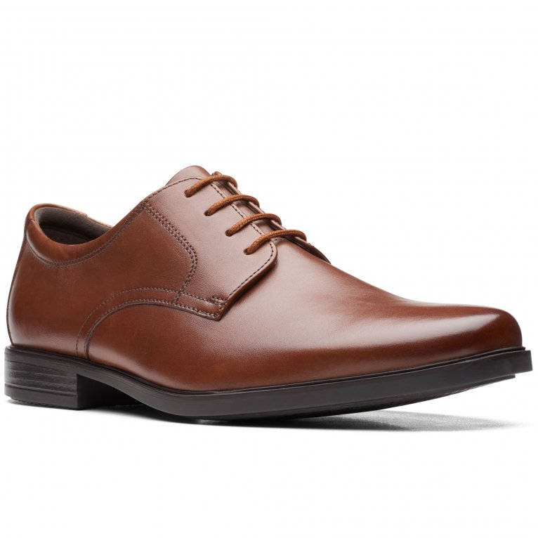 Clarks Howard Walk Mens Formal Shoes
