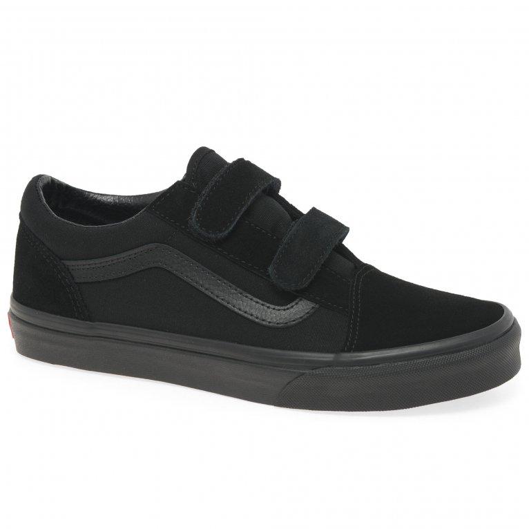 Vans Old Skool V Kids Senior School Shoes