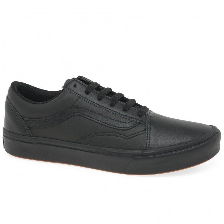 Vans Comfycush Old Skool Kids Senior School Shoes