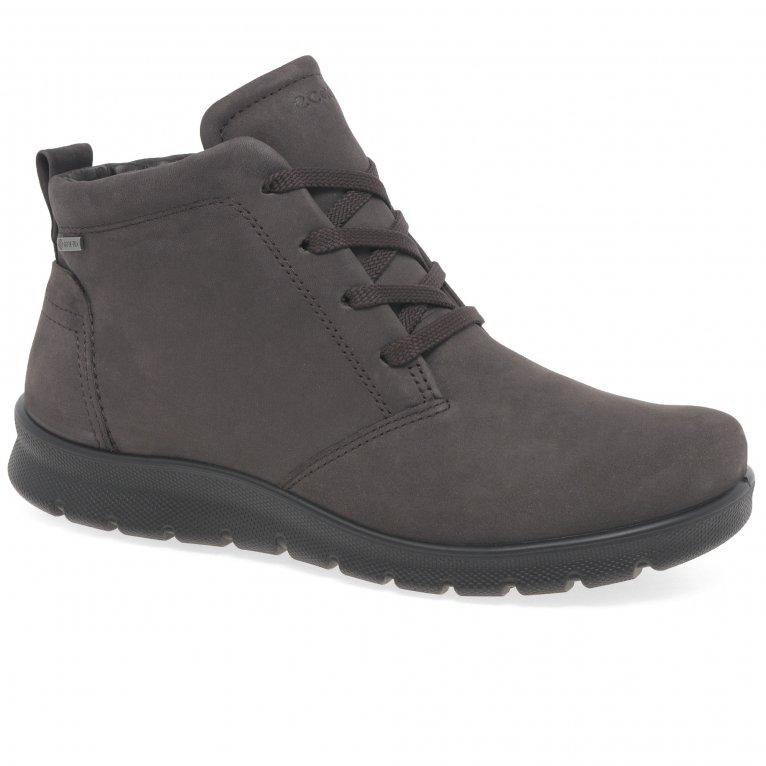 Ecco Babett Womens Casual Goretex Boots