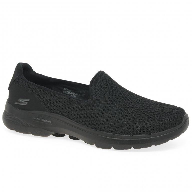 Skechers GO Walk 6 Big Splash Womens Sports Shoes
