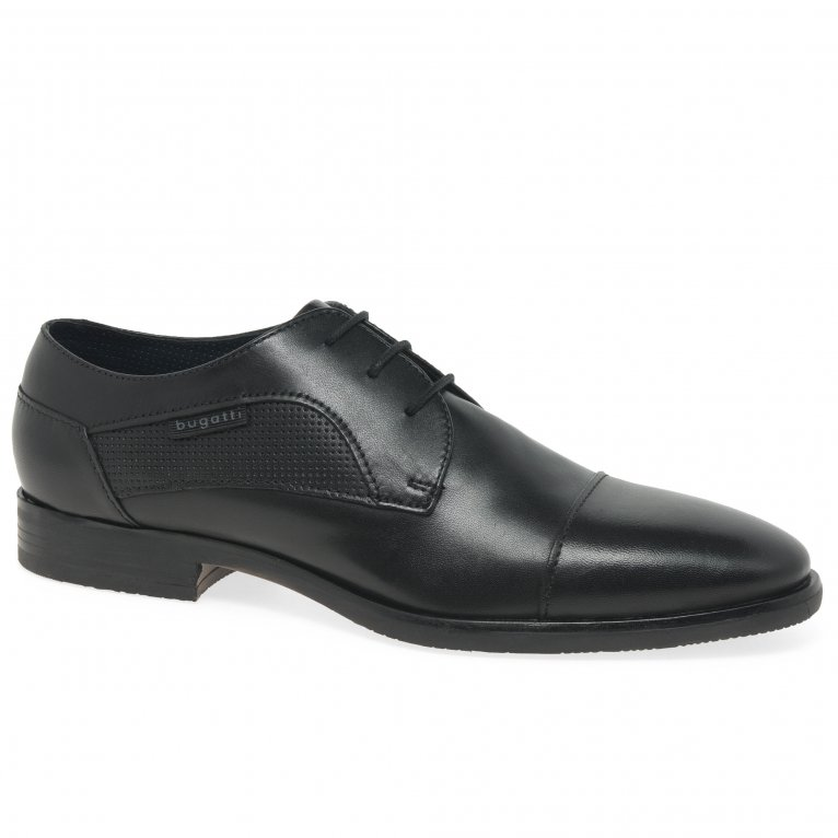 Bugatti Hound Mens Formal Lace Up Shoes