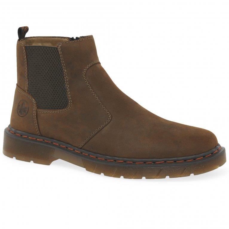 Rieker Weaver Mens Chelsea Boots