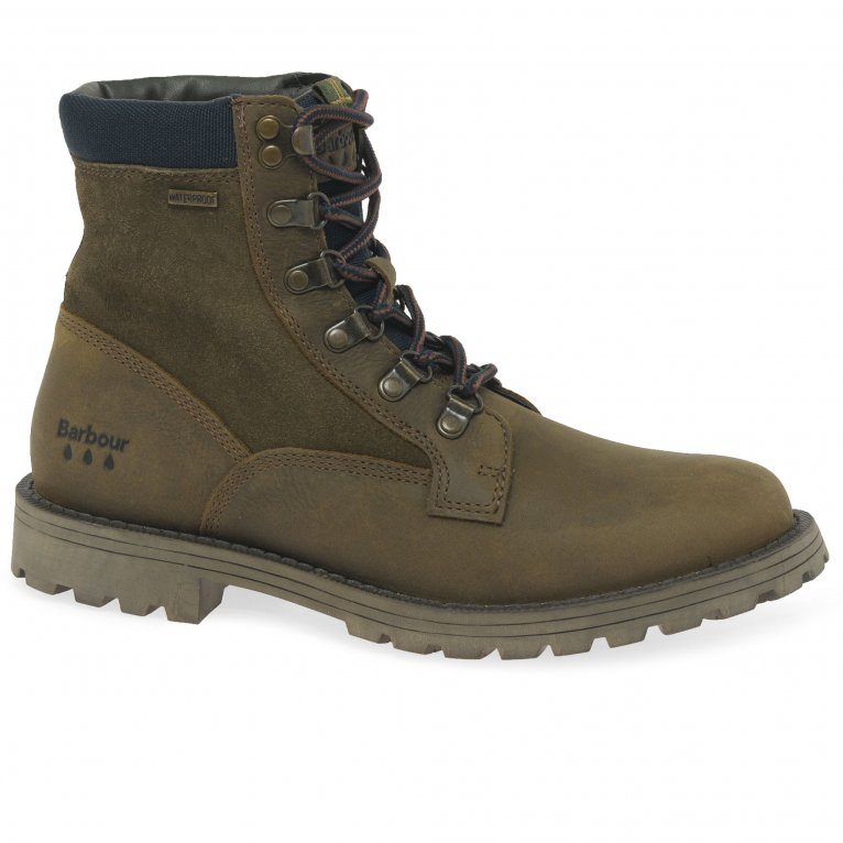 Barbour Chiltern Mens Boots
