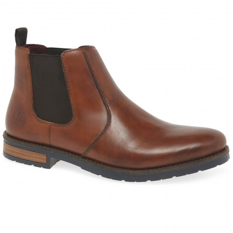 Rieker Riply Mens Chelsea Boots